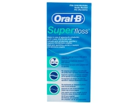 ORAL-B SEDA DENTAL SUPERFLOSS 50 M