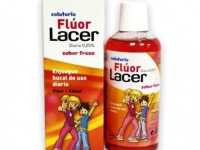 Fluor Lacer 0,05% Diario Junior Fresa 500ml