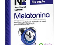 NS MELATONINA 1.95 MG 30 COMP MASTIC