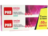 PHB Pack Encías Pasta 2x125ml